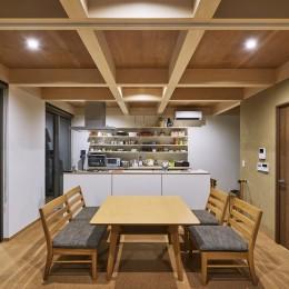 キッチン (壱分の家)