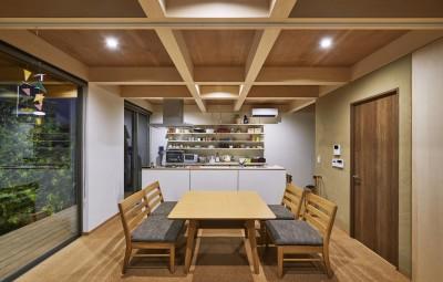 壱分の家 (キッチン)