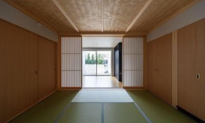 摂津の家 (仏間)