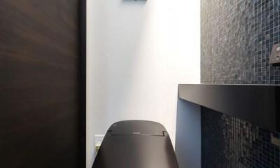 摂津の家 (客用トイレ)