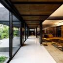摂津の家の写真 リビングルーム