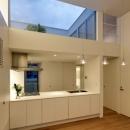 八雲の家の写真 キッチン夜景