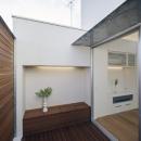 八雲の家の写真 テラス