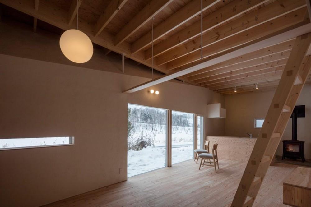 美瑛の家~美瑛の自然に寄り添う、小さな家の豊かな暮らし〜 (LDK)