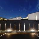 摂津の家の写真 外観・夜景