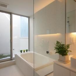 八雲の家 (浴室)