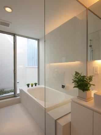 八雲の家の部屋 浴室