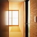 VILLA ROKKOUの写真 廊下から和室へ