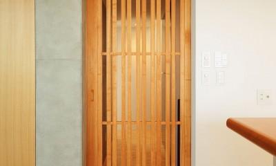 VILLA ROKKOU (製作木製建具)