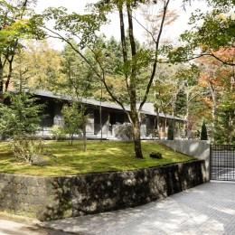 061軽井沢Hさんの家