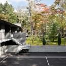 061軽井沢Hさんの家の写真 外観