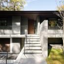 061軽井沢Hさんの家の写真 玄関