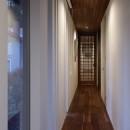 061軽井沢Hさんの家の写真 廊下