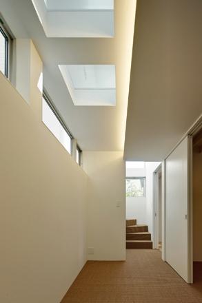 八雲の家の部屋 廊下