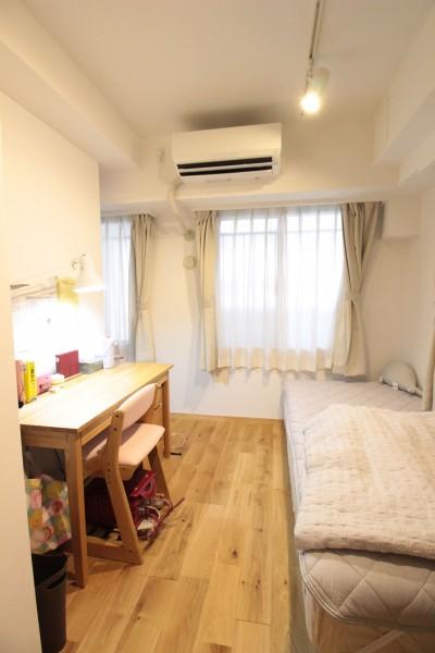 子供部屋 (ご不満を解消!心地良い間取りに自然素材リノベーション)