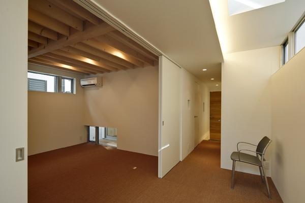 八雲の家の部屋 子供室