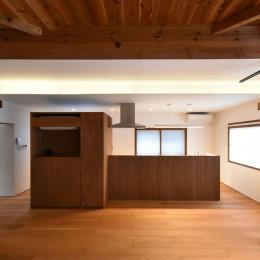 LDK (美浜の家(リノベーション))