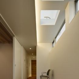 八雲の家-廊下