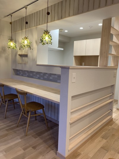 Cafe Style & Hobby Room (カフェカウンター)