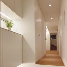 八雲の家-玄関
