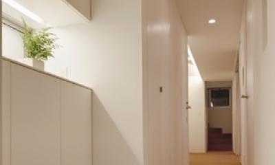 八雲の家 (玄関)