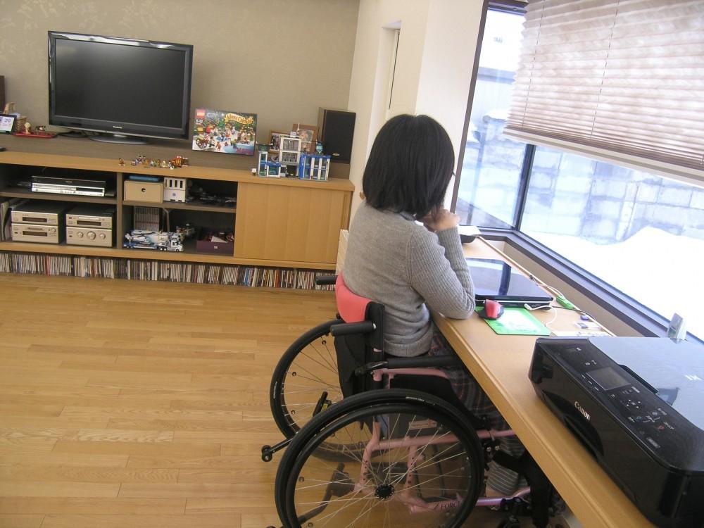 「車椅子対応住宅」 -モビリティハウスの試み- (「車椅子対応住宅」 -モビリティハウスの試み-)