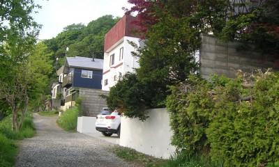 house@kw 山の手のガレージハウス (山の手のガレージハウス)