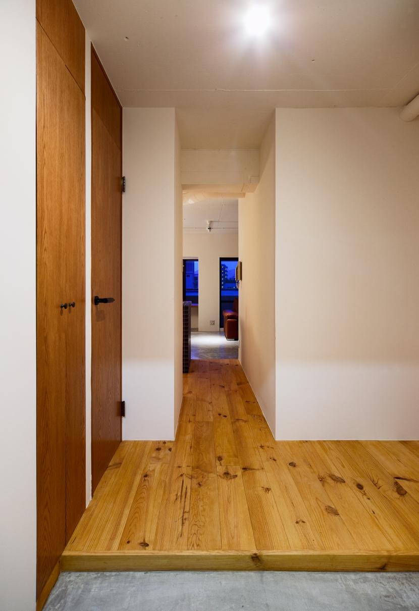 denim601の写真 玄関