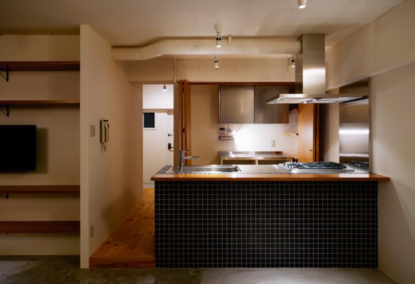 denim601の部屋 キッチン