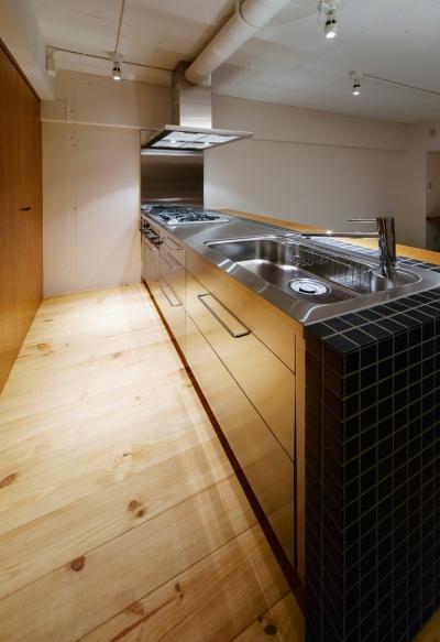 IKEAキッチン (denim601)