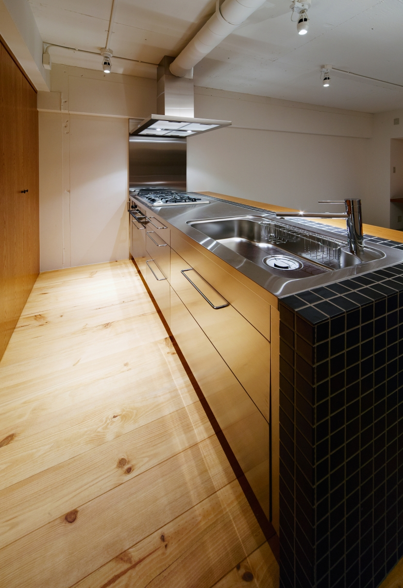 denim601の部屋 IKEAキッチン