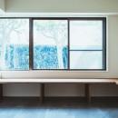 スイートルームに暮らすの写真 室内ベンチ