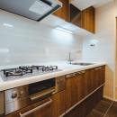 スイートルームに暮らすの写真 キッチン