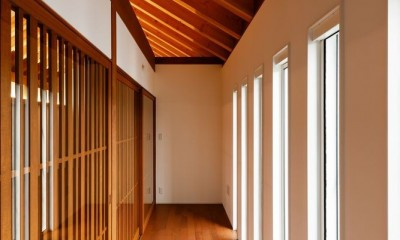 富田林の家 (サンルーム)