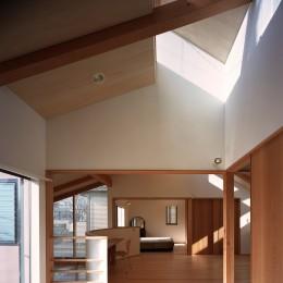 【大泉の家】 (寝室・子供部屋)