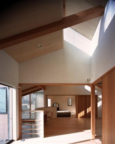 寝室・子供部屋 (【大泉の家】)