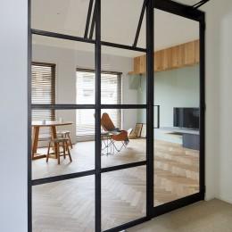 N house 3 (廊下)