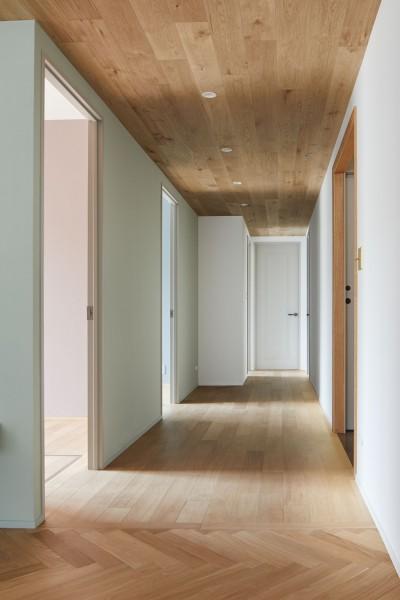 廊下 (N house 3)