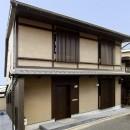 高倉通りの家#1つ1つの部屋にこだわった家の写真 外観