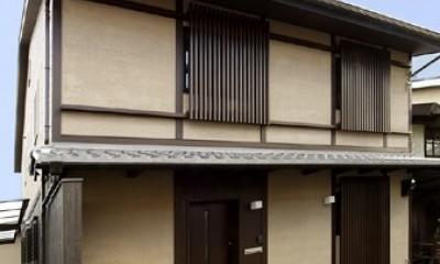 高倉通りの家#1つ1つの部屋にこだわった家
