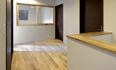 高倉通りの家#1つ1つの部屋にこだわった家 (フリースペース)