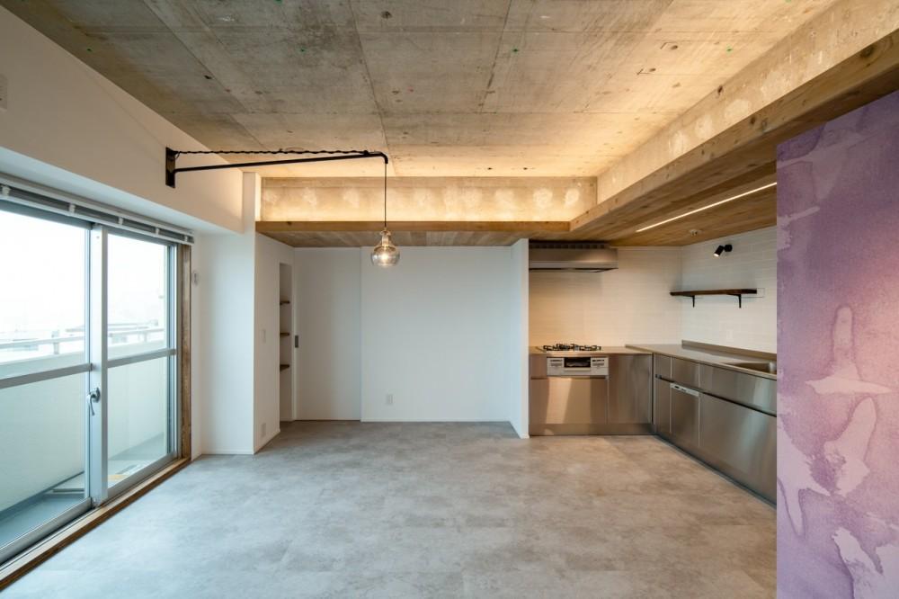 K-renovation (リビングダイニングキッチン)