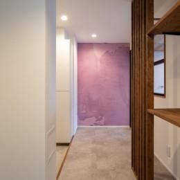 K-renovation (玄関ホールと収納)