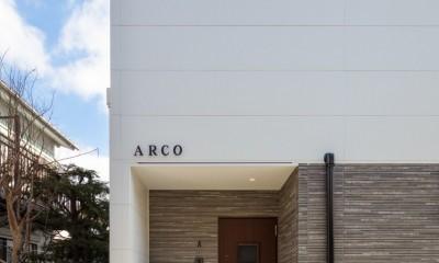 ARCO 賃貸併用住宅+店舗