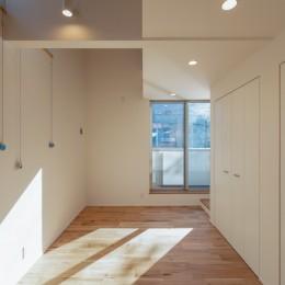 ARCO 賃貸併用住宅+店舗 (子供部屋)