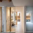 下目黒戸建リノベーションPJの写真 洗面脱衣室・浴室