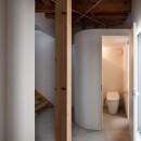 下目黒戸建リノベーションPJの写真 トイレ