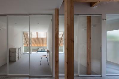 個室 (下目黒戸建リノベーションPJ)