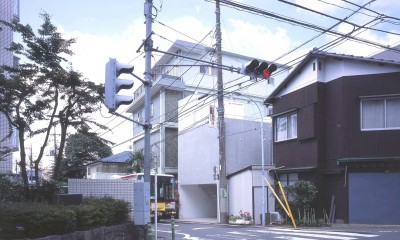 西荻窪の住宅