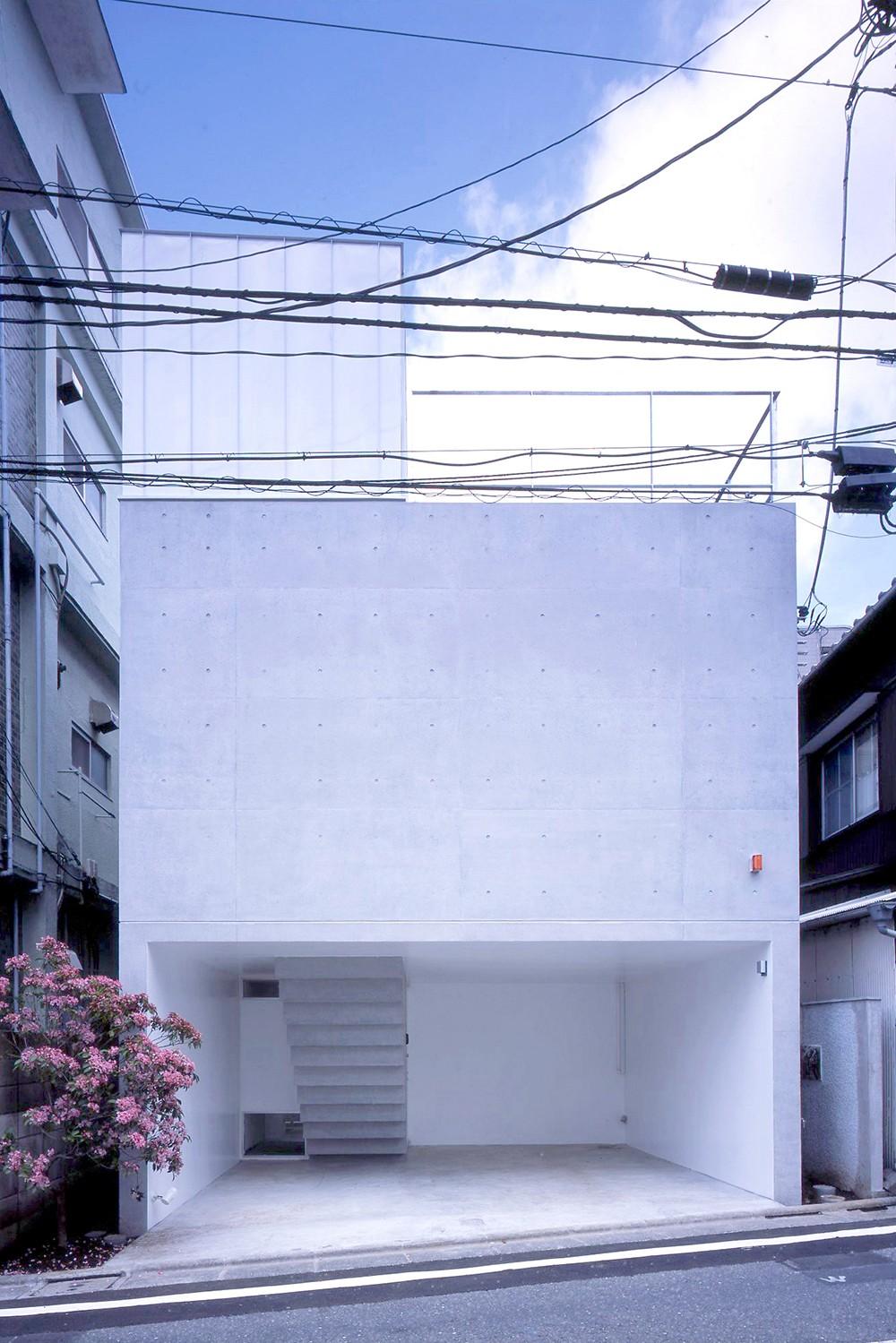 西荻窪の住宅 (外観)